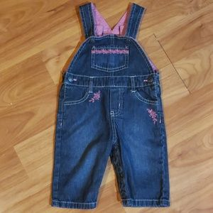 Oshkosh Genuine Baby Jeans Jumpsuit